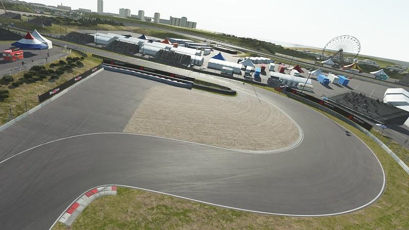 Circuit Zandvoort 2021