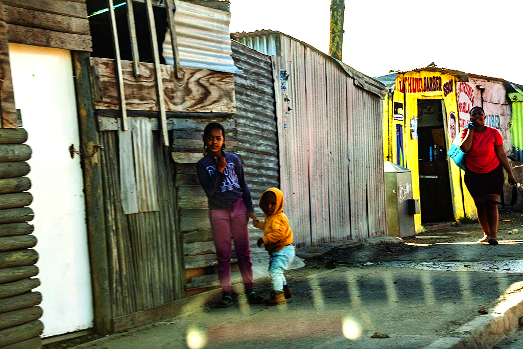 Street scene on 8-25-21--Cape Town 4