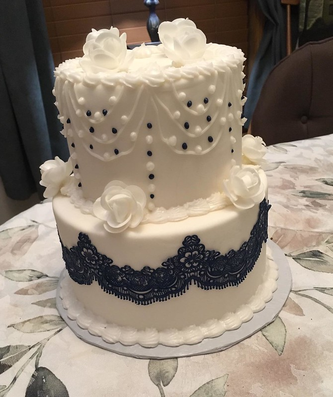 Cake by Comeback Bakery