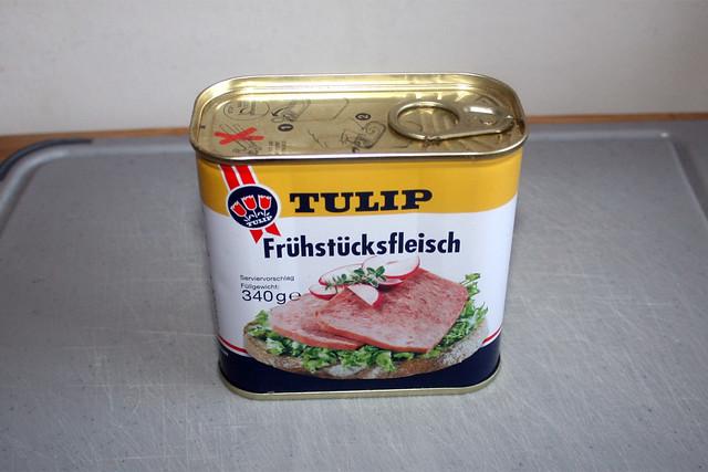 01 - Ingredient spam / Zutat Frühstücksfleisch Spam