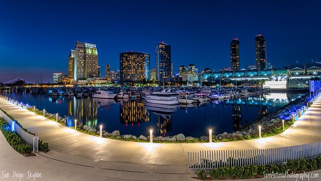 San Diego Curves