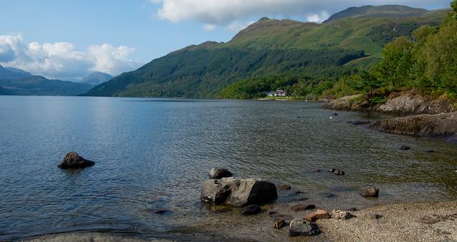 Loch Lomond from Rowardennan