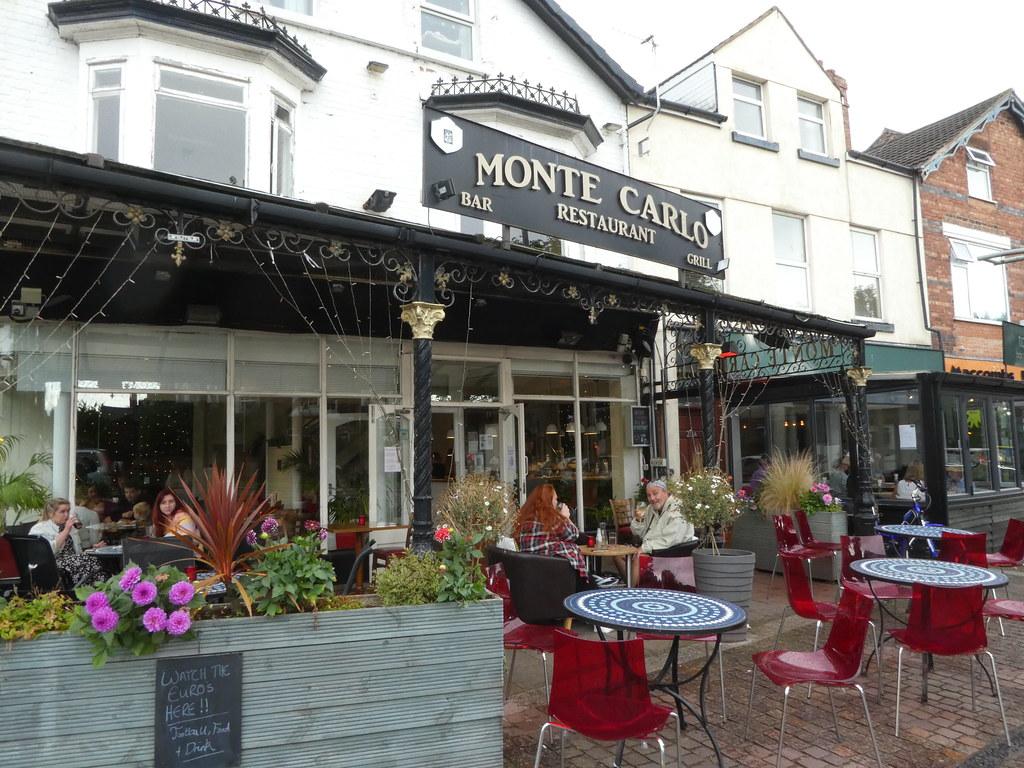 Monte Carlo Restaurant, Hoylake