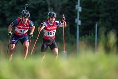 Dnes začíná v Novém Městě na Moravě mistrovství světa v biatlonu na kolečkových lyžích