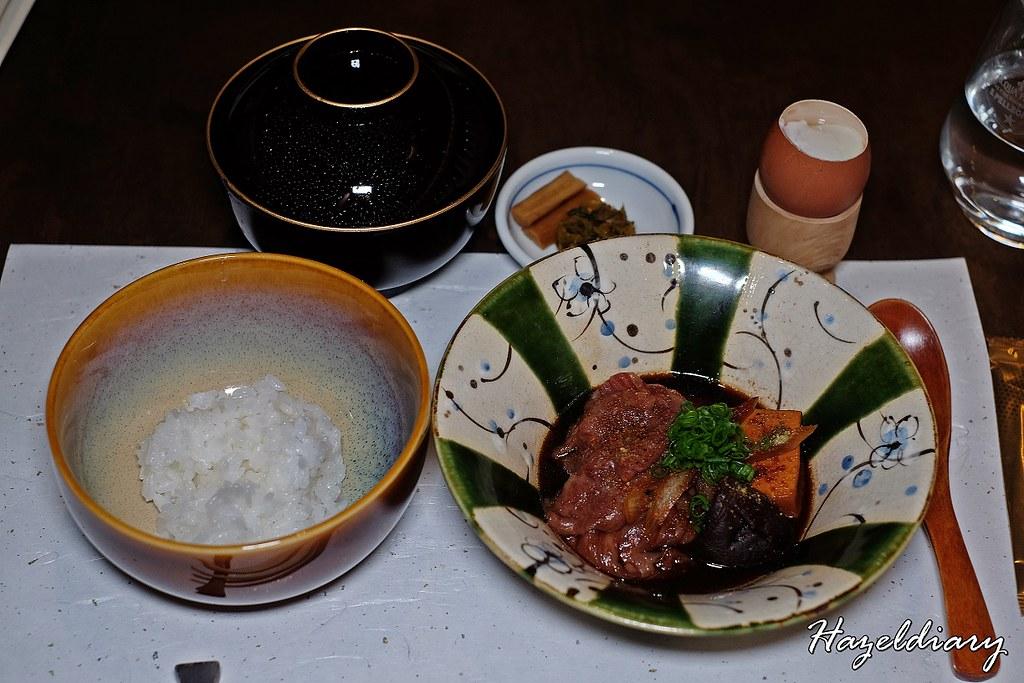 Wagyu Jin Omakase Les Amis Group- A5 Tochigi Beef Sukiyaki-1