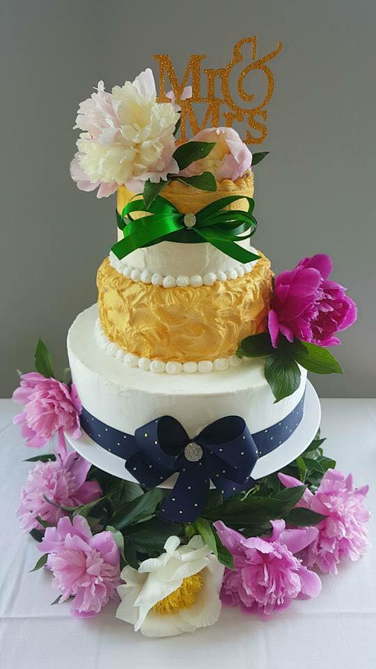 Cake by Over the Top Creations