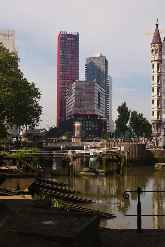 Rotterdam - Scheepmakershaven