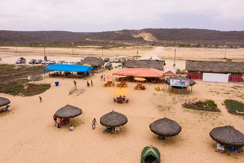 Cabañas Playa Rosada