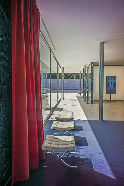 ... Barcelona Pavillon ...