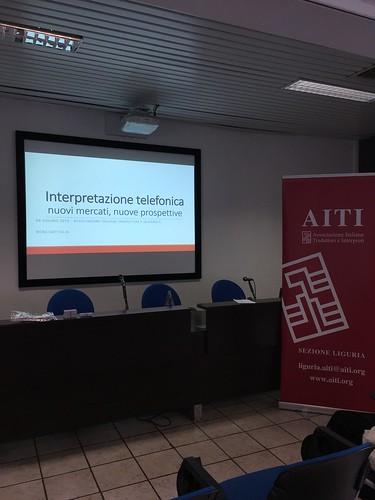 Interpretazione telefonica. Sfide, strategie e competenze interpretative - 8 giugno 2019