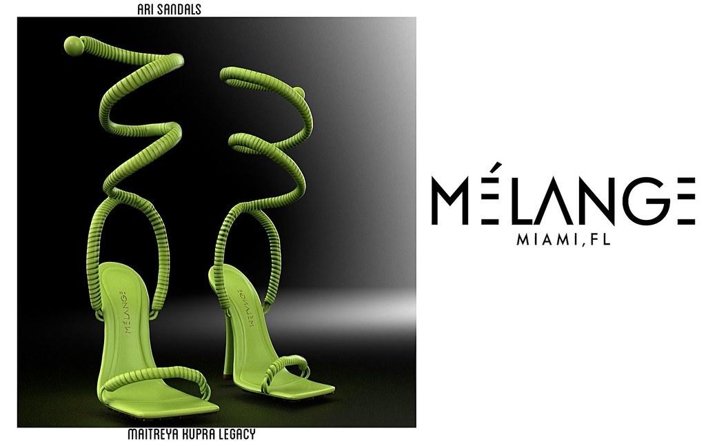 Mèlange x The Grand Event