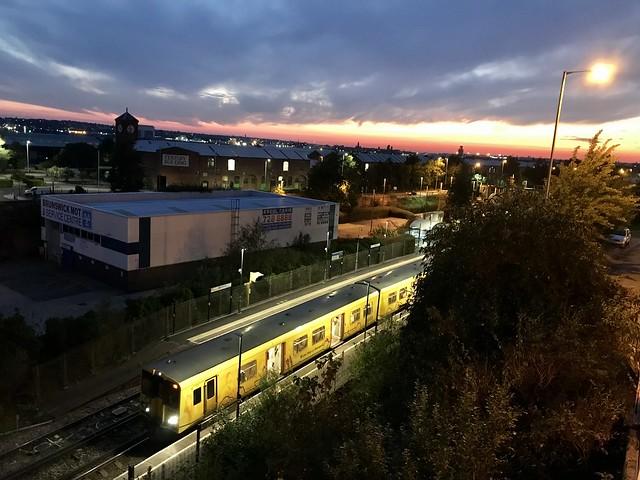 Brunswick sunset
