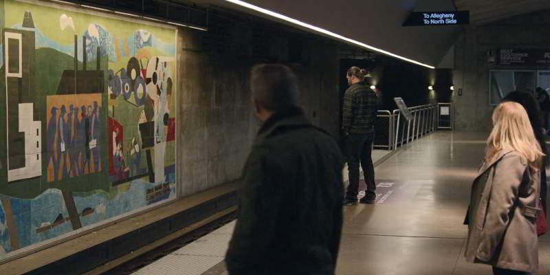 Gateway Station Mural