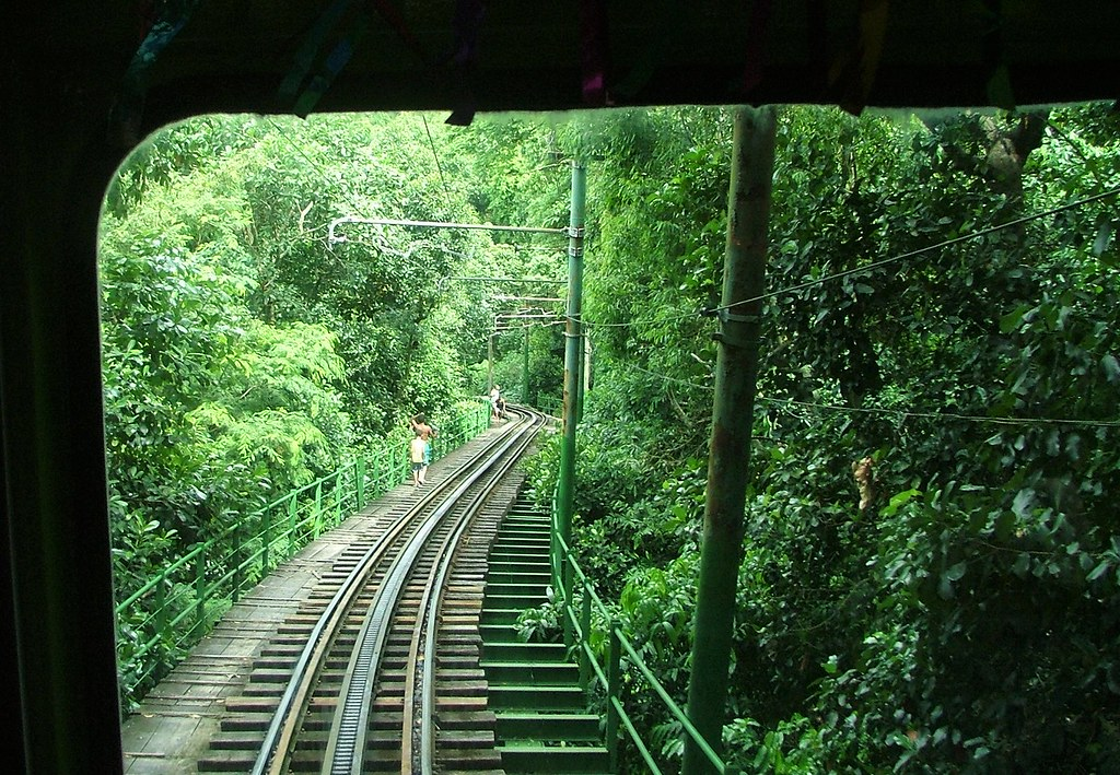 Rio de Janeiro: Corcovado Cog Railway