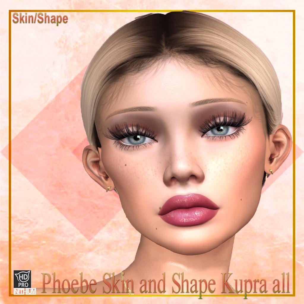 New Skin Phoebe