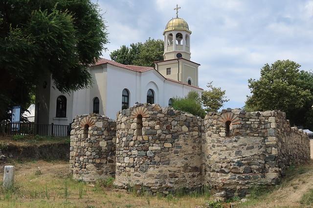 Sozopol - Church of St. St. Cyril and Methodius