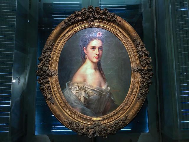 Princess of Wagram by Winterhalter