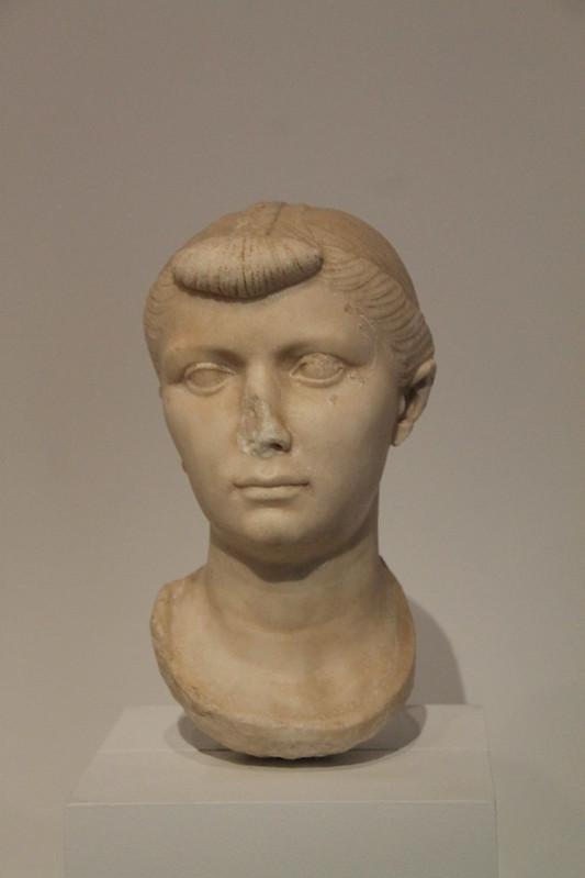 Head of Julia Maior