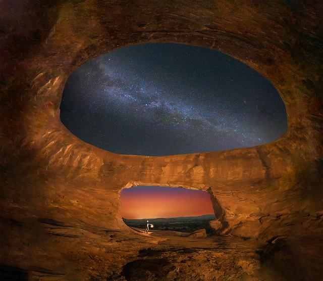 Nature's Planetarium