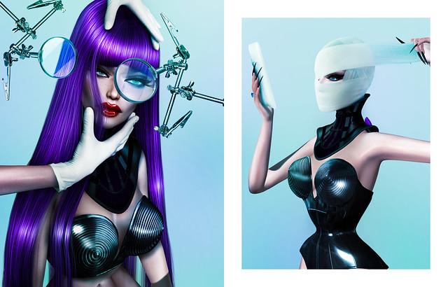 Skin Suit ◊ 01
