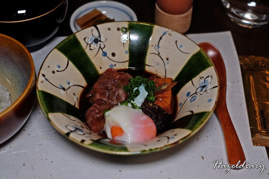Wagyu Jin Omakase Les Amis Group- A5 Tochigi Beef Sukiyaki