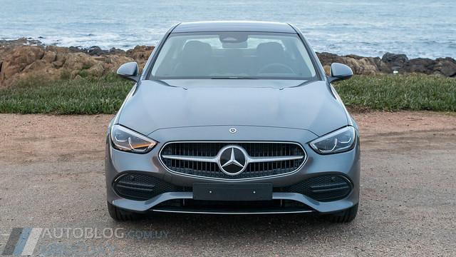 Prueba Mercedes-Benz C 180 Avantgarde EQ Boost 9G-TRONIC PLUS