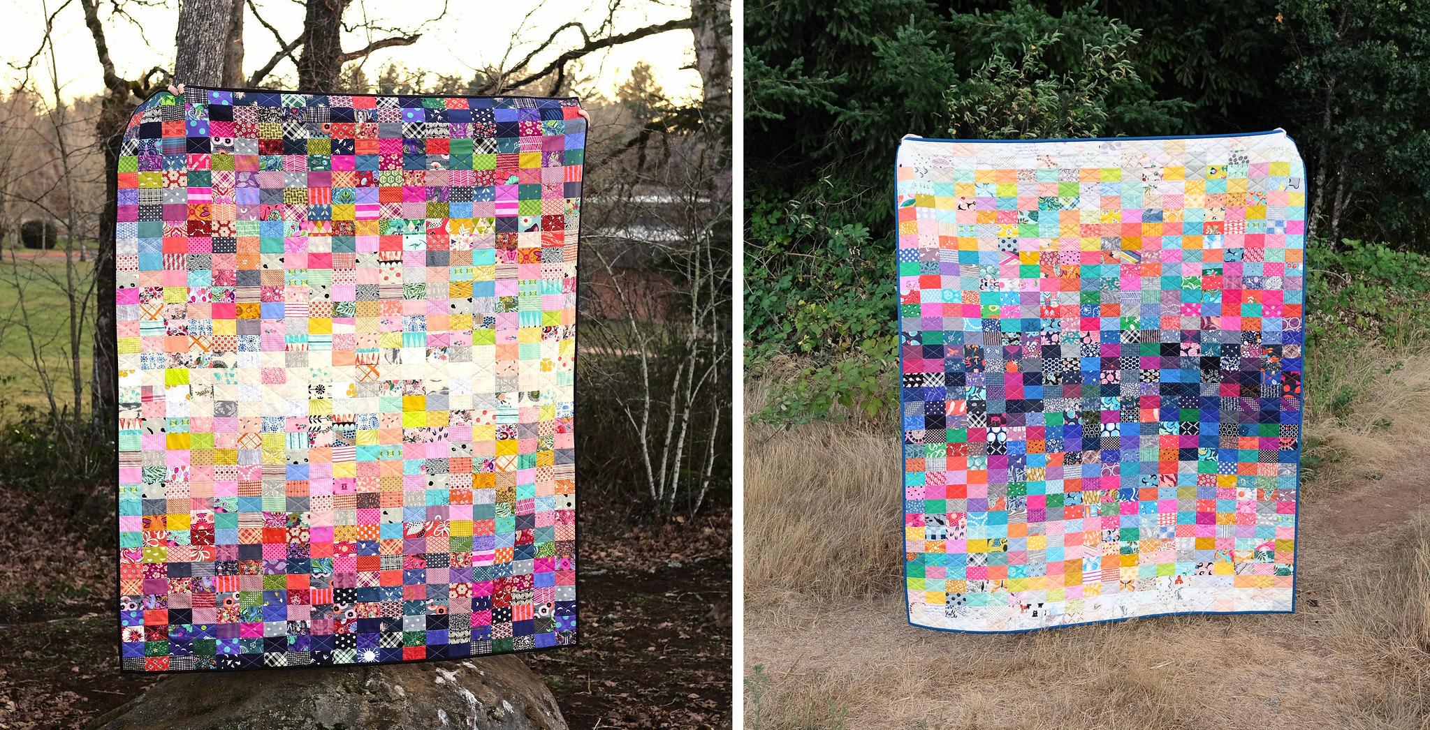 Scrap Quilts Together