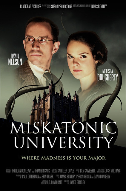 Miskatonic University -01-