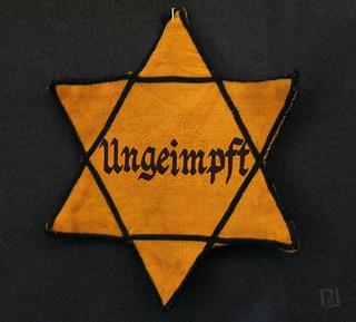 Judenstern Ungeimpft
