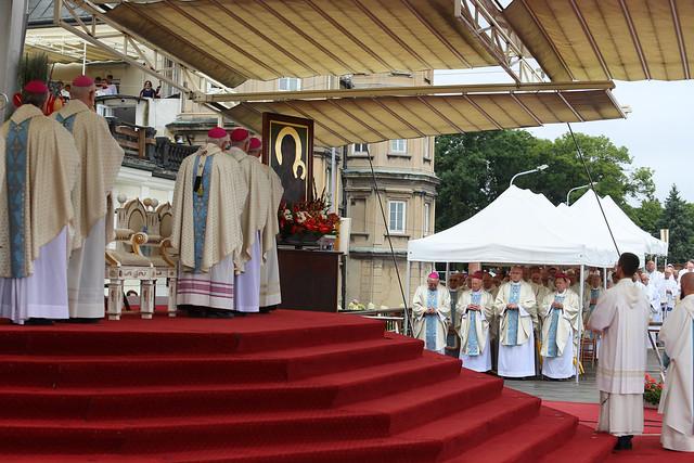 Uroczystość Matki Bożej Częstochowskiej - Jasna Góra, 26 sierpnia 2021 r.