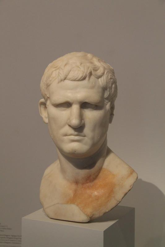 Bust of M. Vipsanius Agrippa