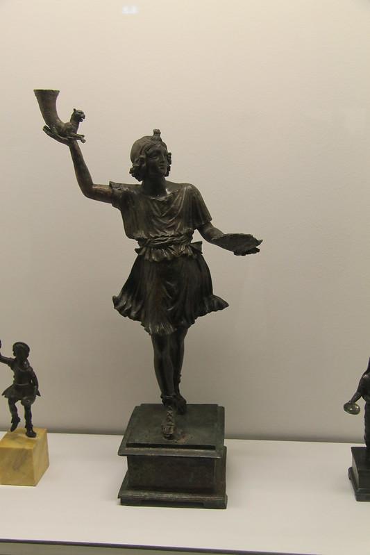 Statue of a Lar