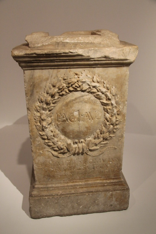 Altar to Augustan Peace