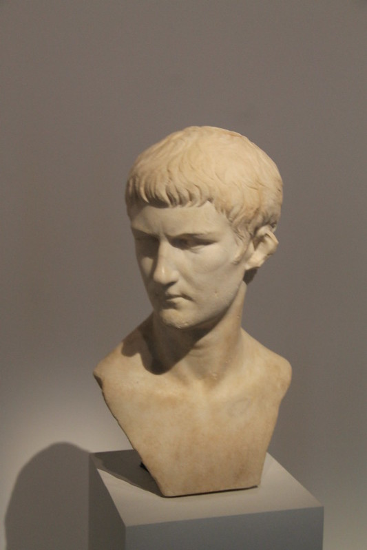 Bust of Agrippa Postumus