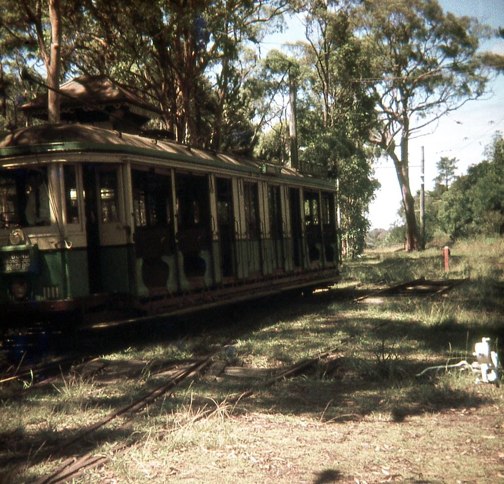 O 1111, Sydney Tramway Museum, Loftus, NSW.