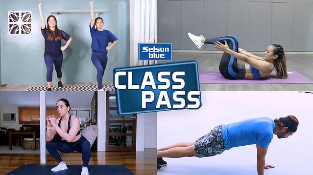 Selsun Blue Class Pass 3
