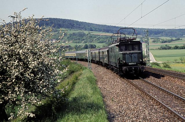 DB 144 024 Gerlachsheim 17.05.1980