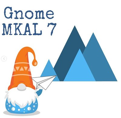 Sarah Schira (@imagined_landscapes) has a new Gnome MKAL starting September 21st until October 7th