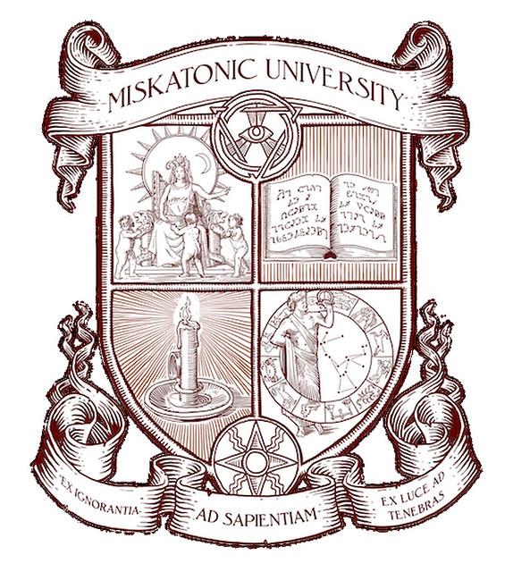 Miskatonic University -02-