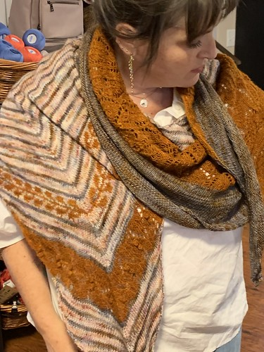 Diane (@boujeeknits) finished her Galantine's Day cast on…Teroldego by Caitlin Hunter.