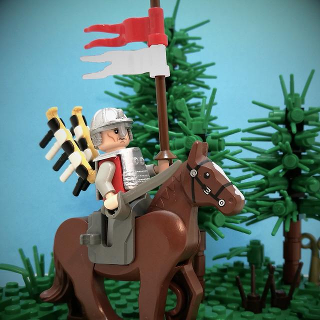 LEGO Winged Hussar