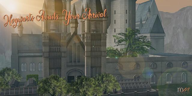 Hogwarts Awaits Your Arrival