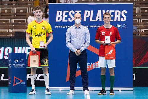 2021 U19 WFC - Hungary v Belgium