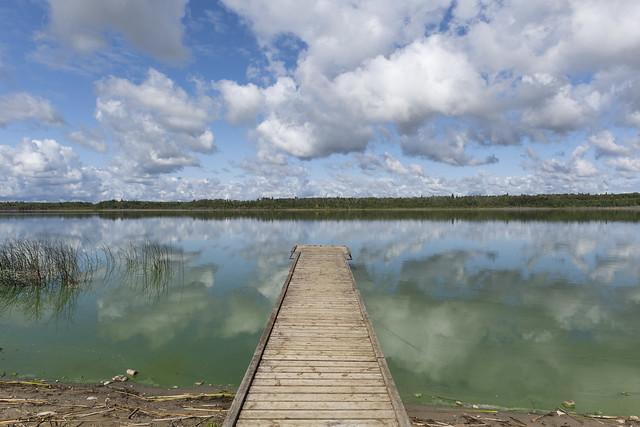 Bonnie Lake Alberta