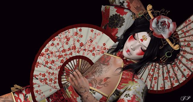#127 Like a Geisha