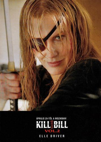 Daryl Hannah in Kill Bill, Vol. 2 (2004)