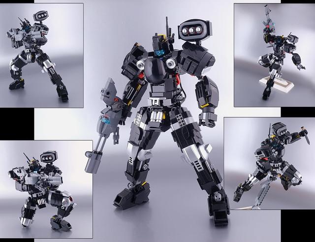 """Lego FA-18 """"Lucifer"""""""