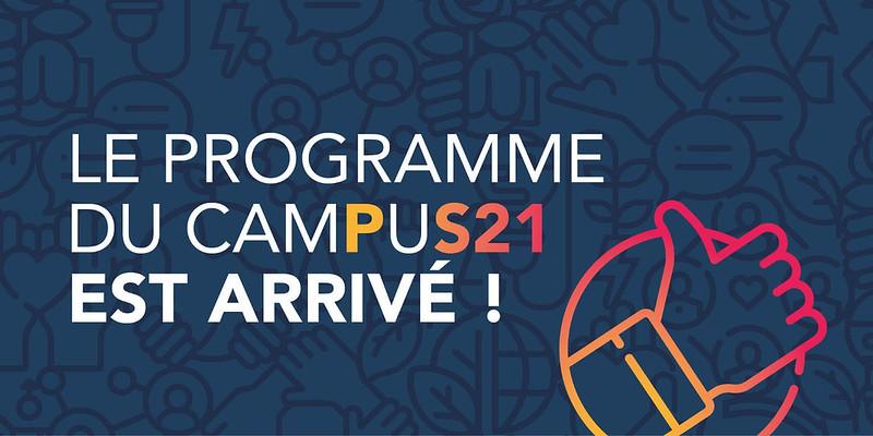 Campus21 - Blois août 2021