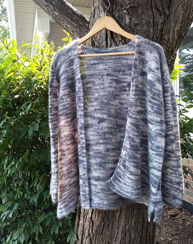 Rita (ritz) was a tester for the recently released light as a feather REi Cardigan by ANKESTRiCK.