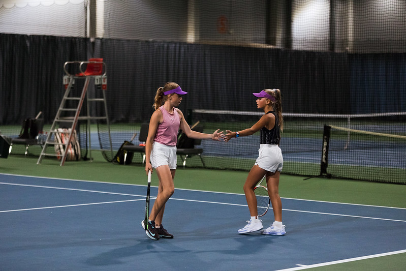 """Starptautiskās Tennis Europe sacensības """"Liepaja International Tournament"""" U12 5.diena. Foto: Mārtiņš Vējš / 5th day Tennis Europe """"Liepaja International Tournament"""" for U12"""